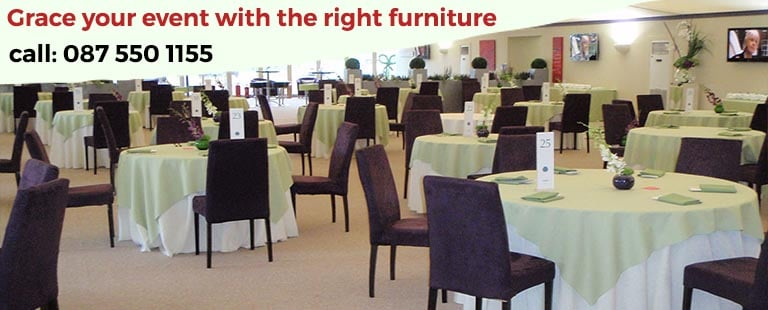 Wedding Furniture Hire Cape Town